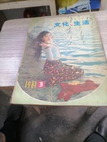 文化与生活杂志1981一3