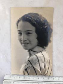 民国时期女明星女影星陈燕燕原版老照片
