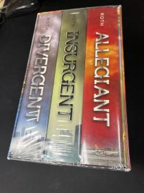 Divergent Series Complete Box Set[分歧者系列1-3套装]