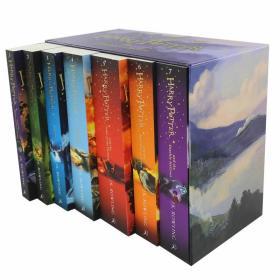 【全新正版现货】【全新正版】哈利波特儿童系列Harry Potter Children's Collection9781408856772