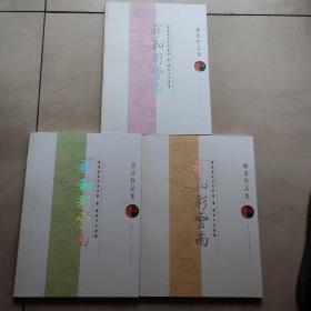 祥和彩云南(3本全盒装)绘画.书法.摄影作品集