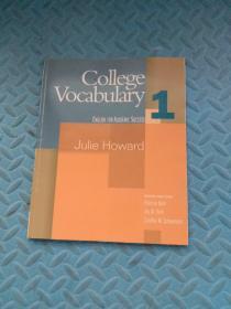 CollegeVocabulary1:EnglishforAcademicSuccess