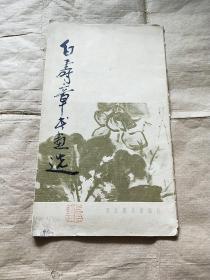 白寿章书画选()