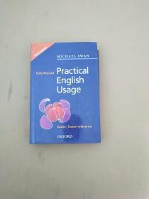 Practical English Usage Third Edition 实用英语用法 第三版 硬皮 英文原版