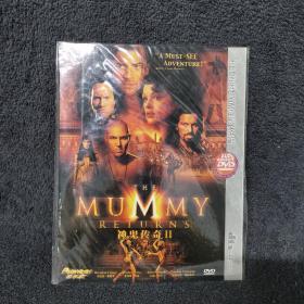 神鬼传奇 DVD 光盘 碟片未拆封 外国电影 (个人收藏品)