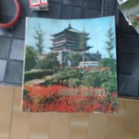 中国旅行 西安 英文