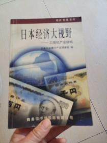 日本经济大视野:21世纪产业结构