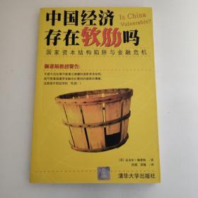 中国经济存在软肋吗