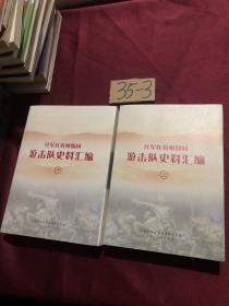 红军在贵州期间游击队史料(上下)