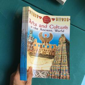 LIFE IN THE ANCIENT WORLD 古代世界的生命(塑封95品全6册)