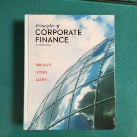 Principles of Corporate Finance (塑封95品,内如新)