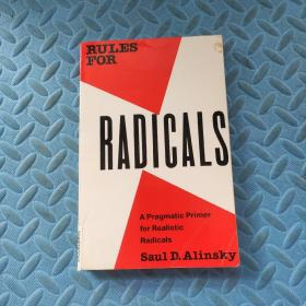 Rules for Radicals:A Practical Primer for Realistic Radicals