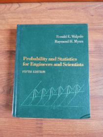 Probability and Statistics for Engineers and Scientists Fifth Edition