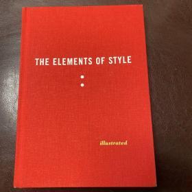 The Elements of Style文体的要素 英文原版(精装)