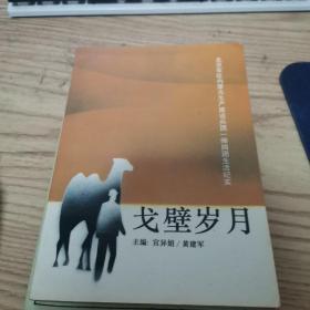 戈壁岁月 北京军区内蒙古生产建设兵团一师四团生活纪实