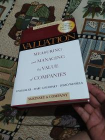 Valuation:Measuring and Managing the Value of Companies, Fourth Edition
