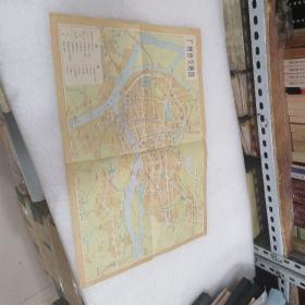 广州市交通图(1975年10月第一版 1978年9月第三次印)&