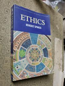 伦理学Benedict Spinoza Ethics(英文原版)