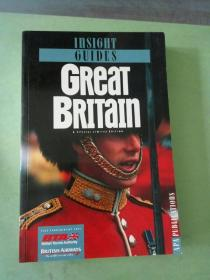 INSIGHT  GUIDES  GReaT  BRITaIn(英文原版)