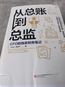 从总账到总监:CFO的独家财务笔记