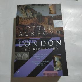 London:The Biography