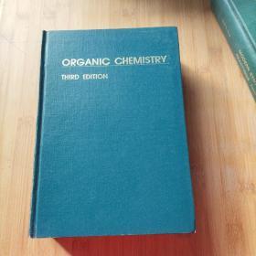 有机化学 第3版  精装