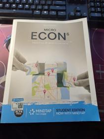 ECON MICRO (MindTap Course List) 6th Edition PRINCIPLES OF MICROECONOMICS