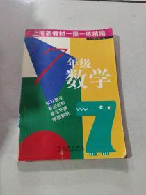 上海新教材一课一练精编 7年级数学