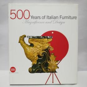500 Years of Italian Furniture  500年的意大利家具