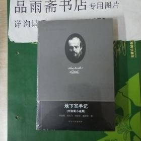 费·陀思妥耶夫斯基全集:地下室手记:中短篇小说集