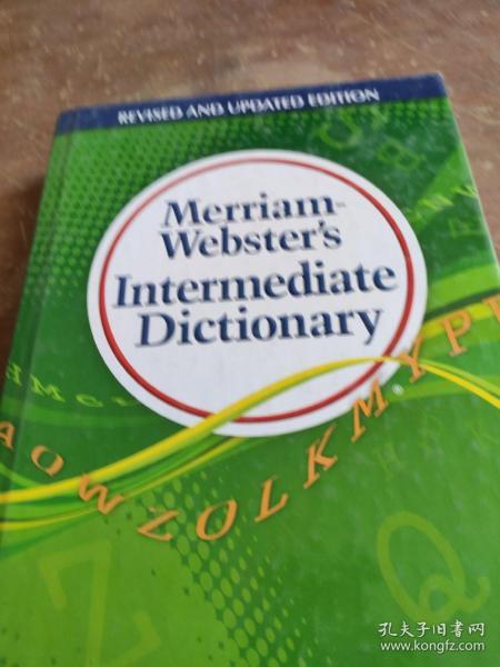 Merriam-Webster'sIntermediateDictionary