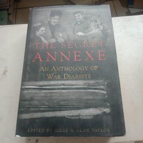 英文原版the secret annexe