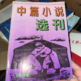 中篇小说选刊(1996年4期)