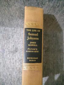 英文  the Life of Samuel Johnson