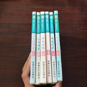 玄机游龙之(1~3):藏龙卧虎(上下卷)、寻龙追脉(上下卷)、人间游龙(上下卷)(6册合售)