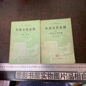 中央广播电视大学 中国古代史纲 【上下册 】
