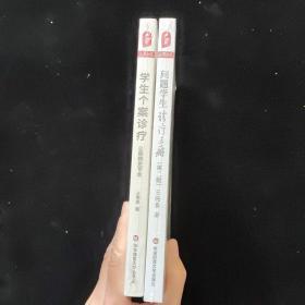 大夏书系 教师专业发展·学生个案诊疗:让教师更专业+问题学生诊疗手册 两本合售 全新未拆封