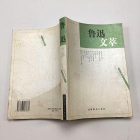 鲁迅文萃(杂文)