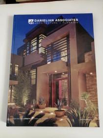 丹尼尔连建筑规划设计公司画册(精装中英文版)