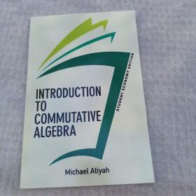 Introduction To Commutative Algebra-交换代数导论
