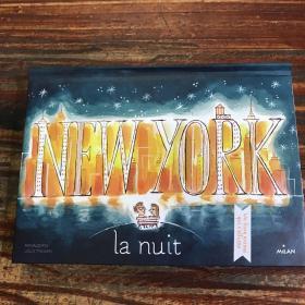 NEW YORK la nuit