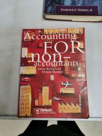Accounting FOR non-accoumtants【满30包邮】