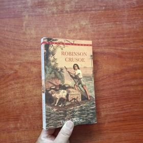 Robinson Crusoe鲁滨逊漂流记 英文原版