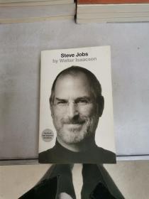 Steve Jobs: A Biography 史蒂夫·乔布斯传【满30包邮】