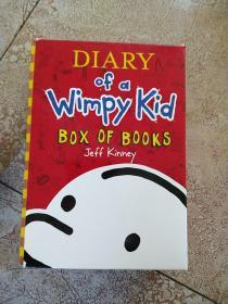 DiaryofaWimpyKid(BoxofBooks)小屁孩日记套装(纸皮版)