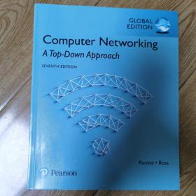 Computer Networking: A Top-Down Approach 英文原版 计算机网络--自顶向下方法 (第7版) James Kurose