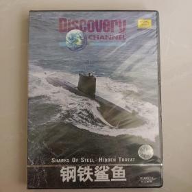 钢铁鲨鱼   VCD未开封