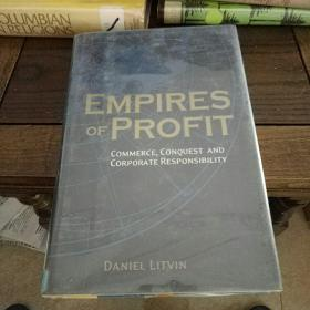 Empires of profit : commerce , conquest and corporate responsibility 利益之帝国——商业、征服及公司责任