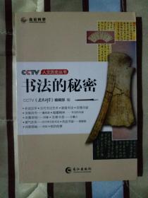 CCTV人文历史丛书—书法的秘密