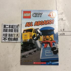 City Adventures: All Aboard!